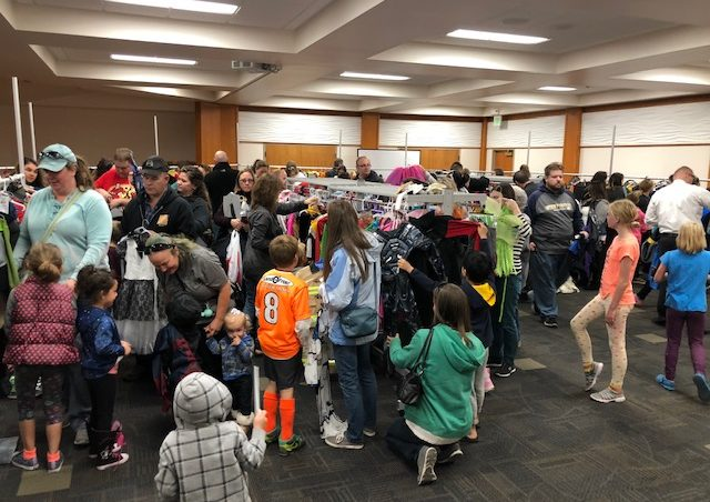Find a New-to-you Halloween Costume at the County Library's Costume Swap